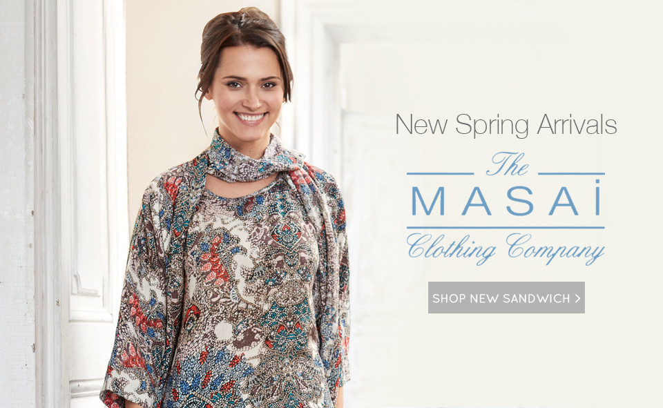 SCROLL 2 New Masai Clothing (10-02)
