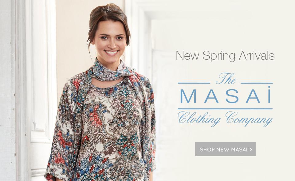 SCROLL 1 New Masai Clothing (3-02)