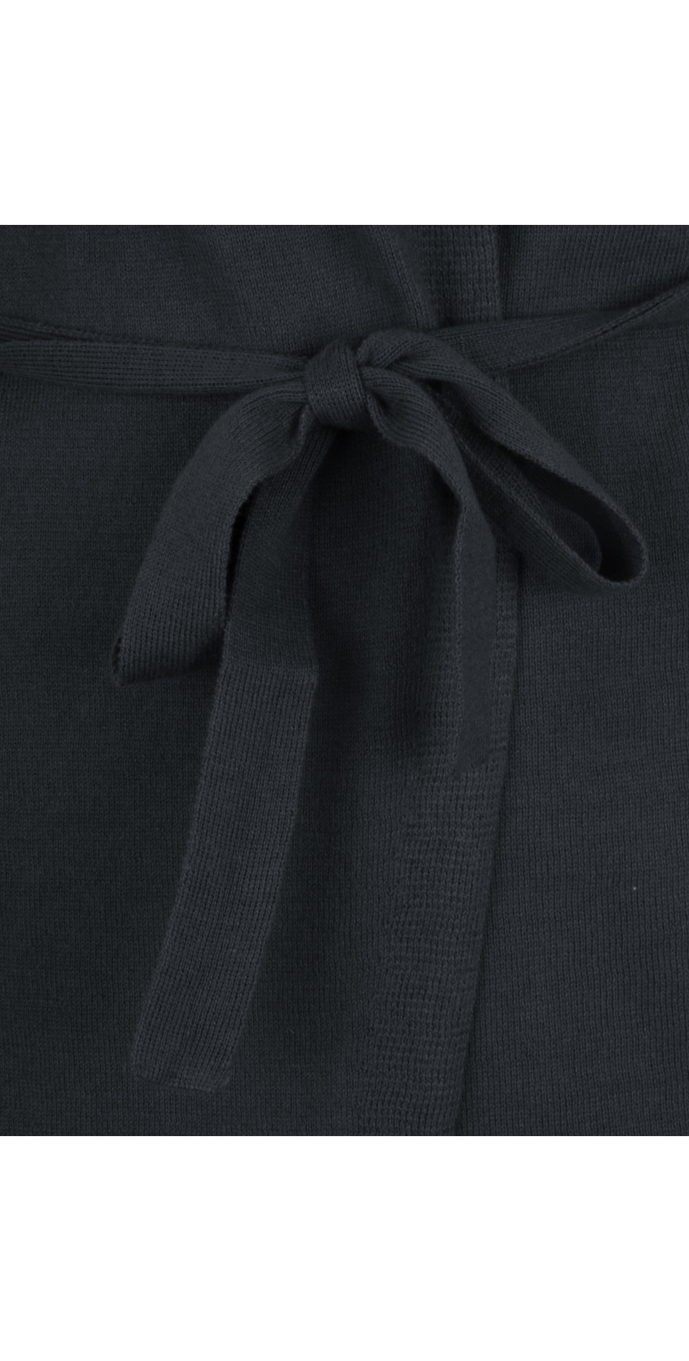 Essentials Long Cotton Cardigan main image