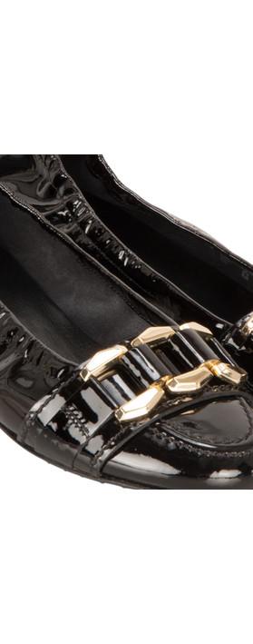 kennel und schmenger malu chain patent pump in schwarz. Black Bedroom Furniture Sets. Home Design Ideas