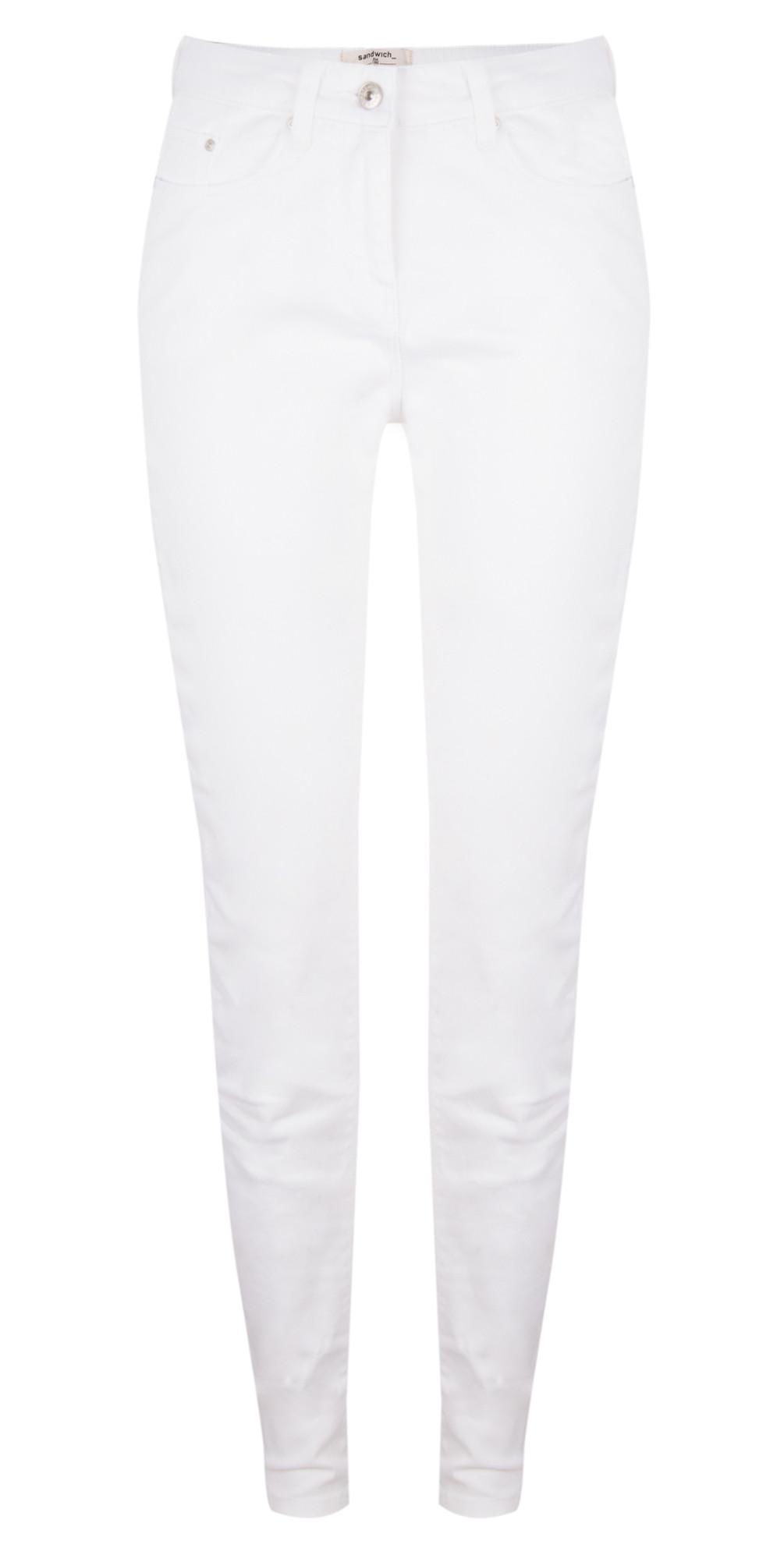 Essentials Skinny Pants main image