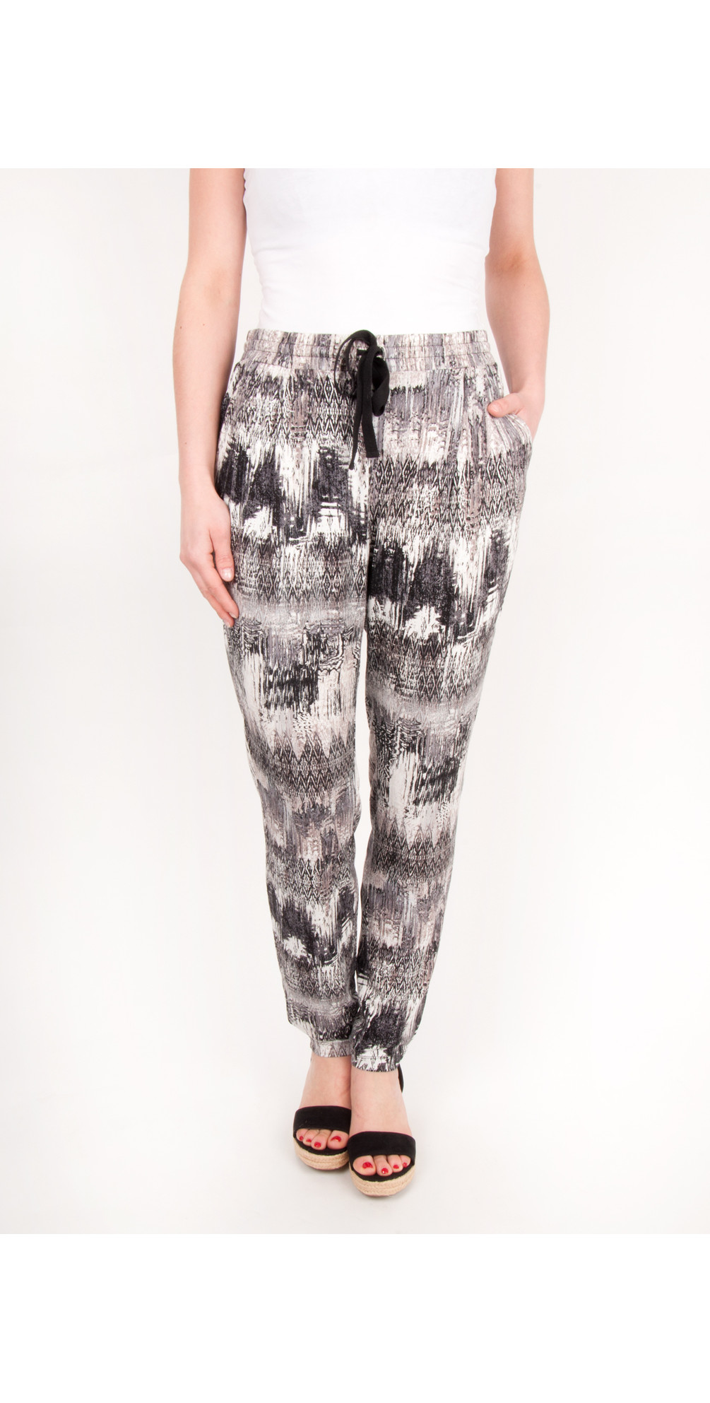 Sienna Mixed Ikat Pants main image