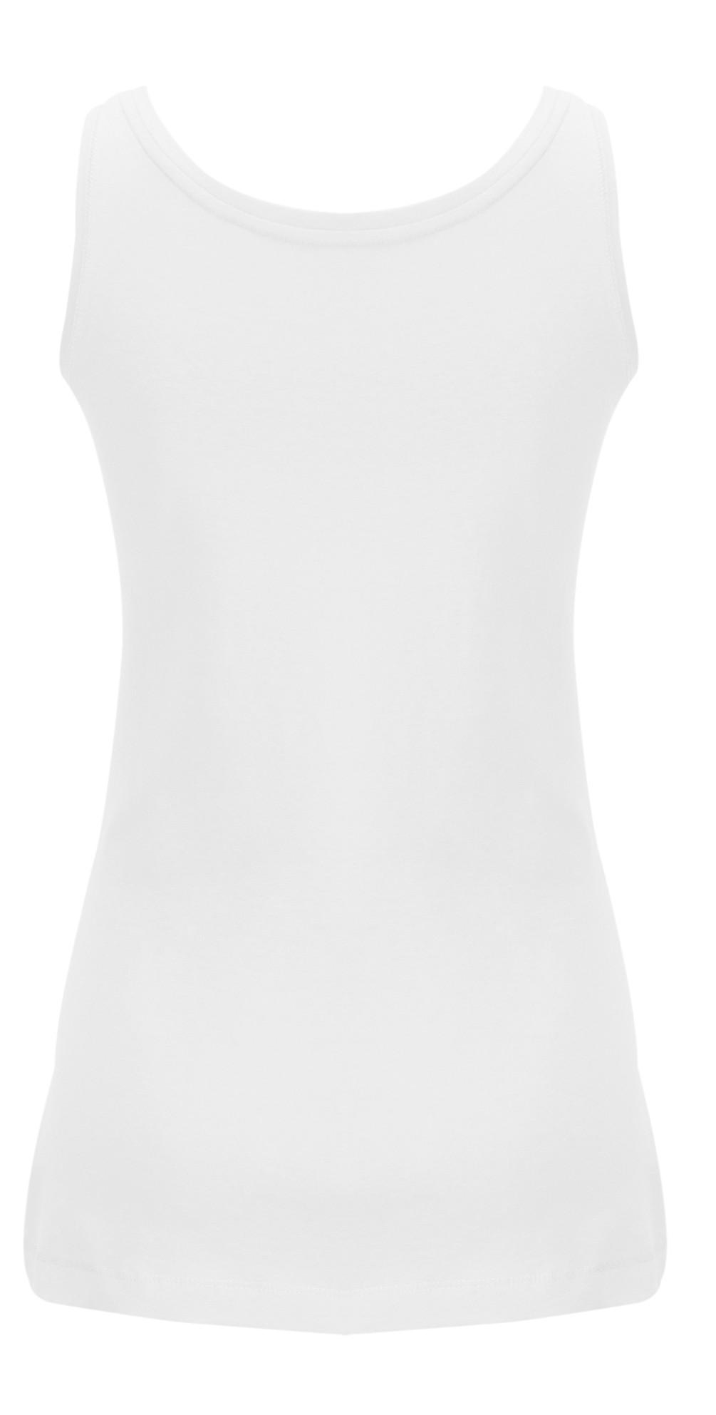 Essentials Light Cotton Singlet main image