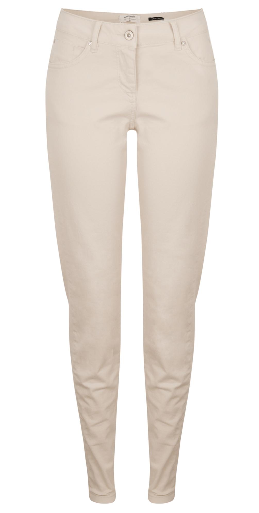 Skinny Antic Dye Pants main image