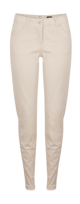 Sandwich Clothing Skinny Antic Dye Pants Light Mushroom