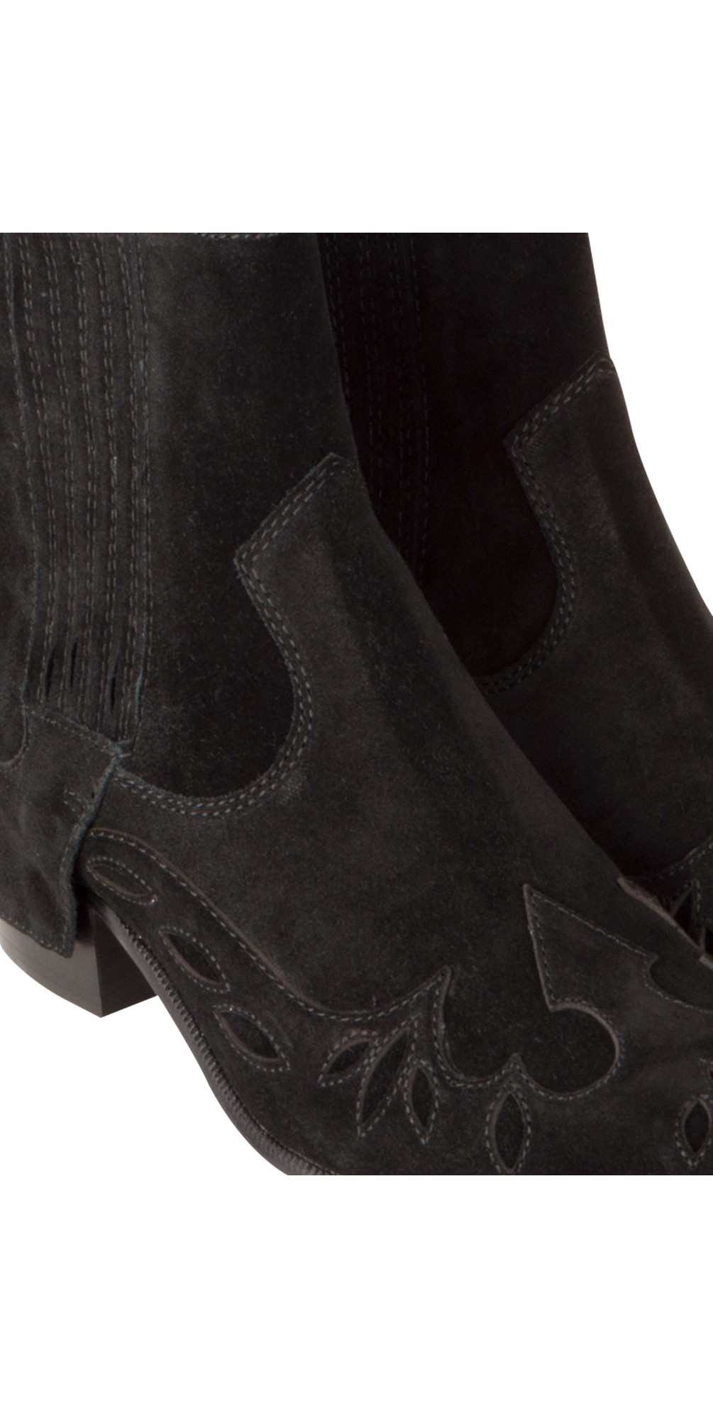LIV Western Ankle Boot main image