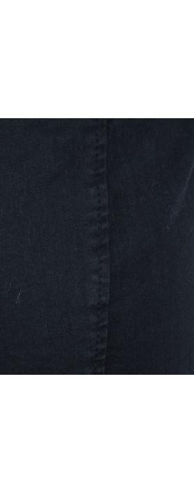 Robell Trousers Marie  Denim Jean Dark Navy