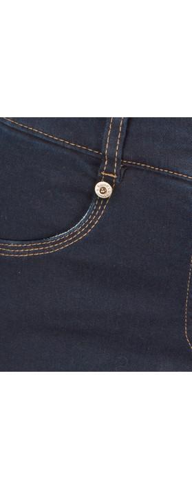 Robell Trousers Star Jean Dark Denim