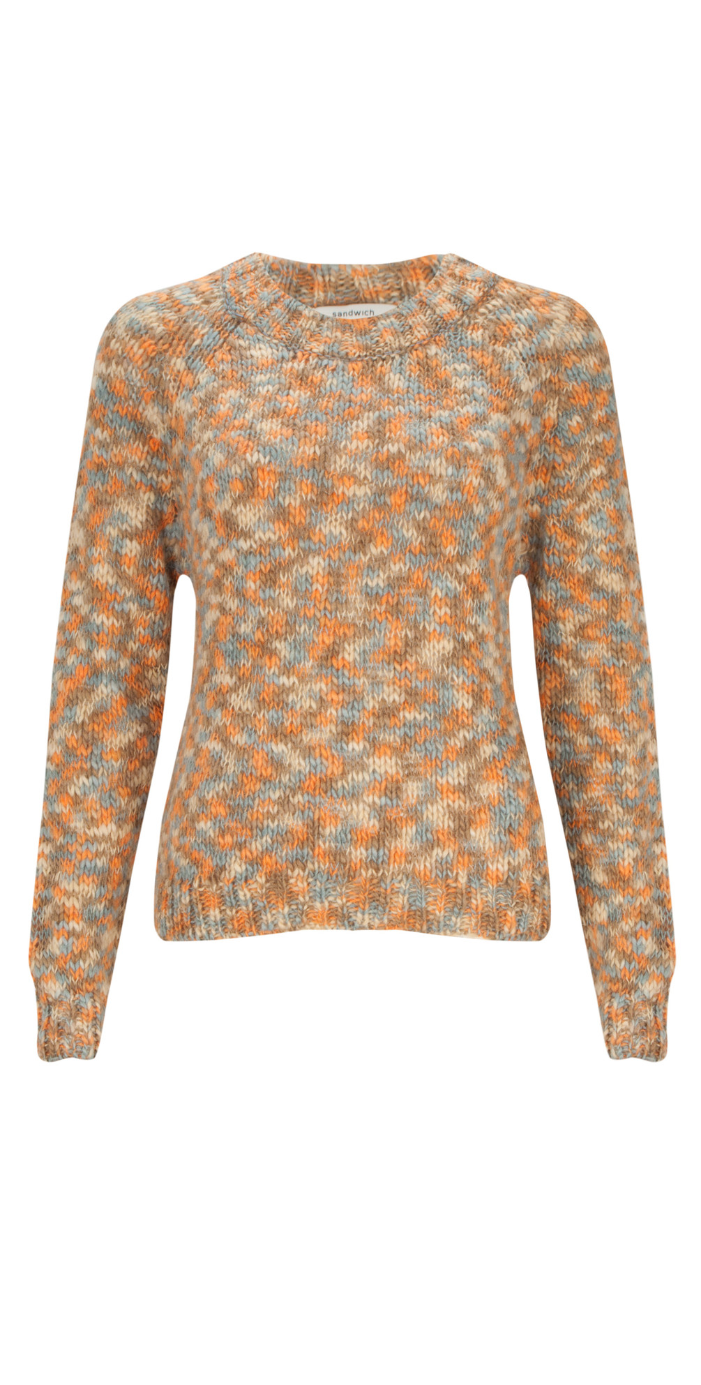 Wool Mix Pullover main image