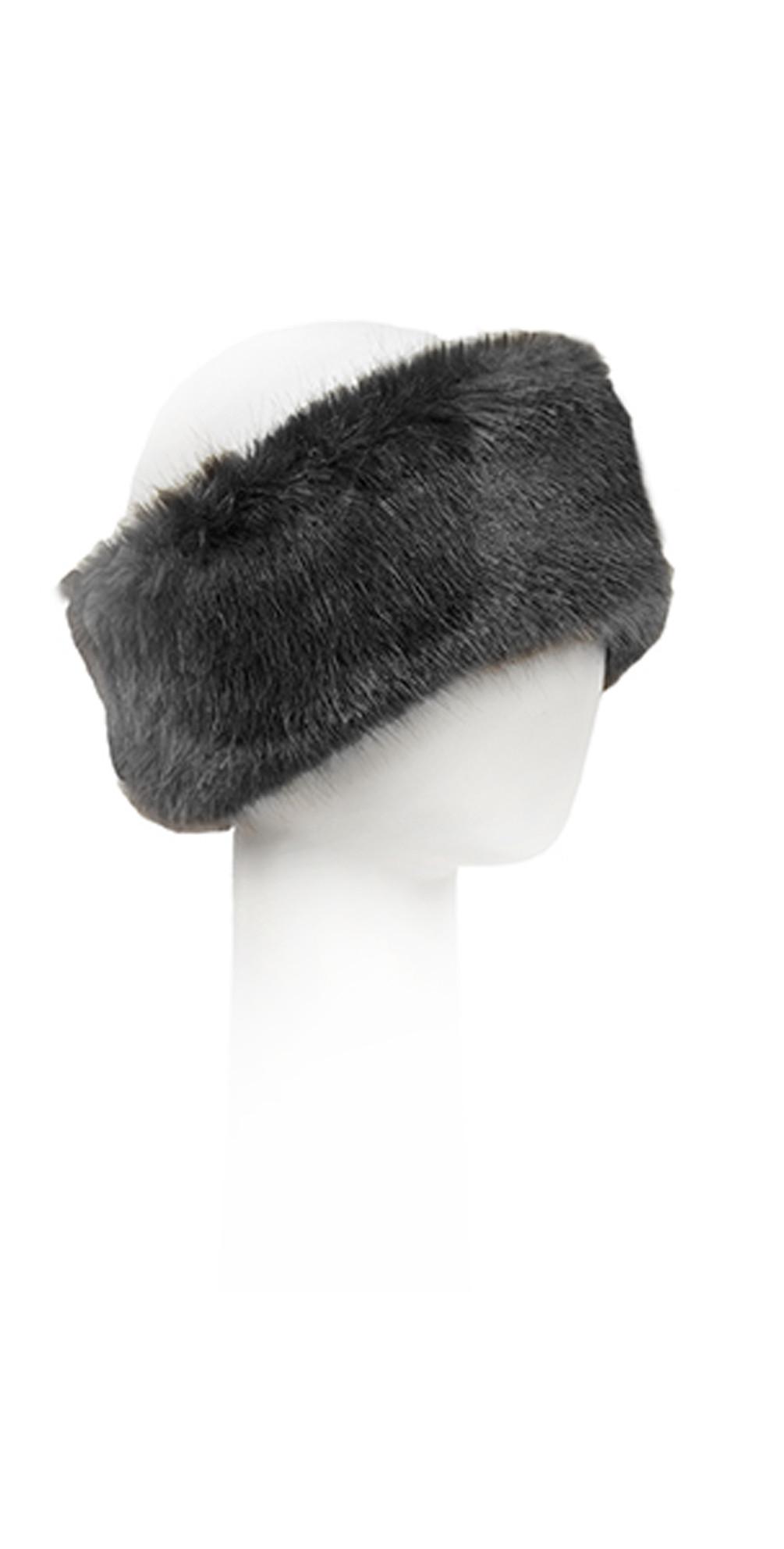 Monroe Faux Fur Headband main image