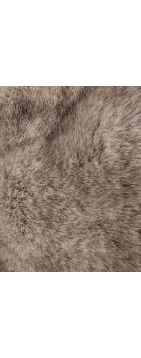 Pia Rossini Monroe Faux Fur Headband Wolf