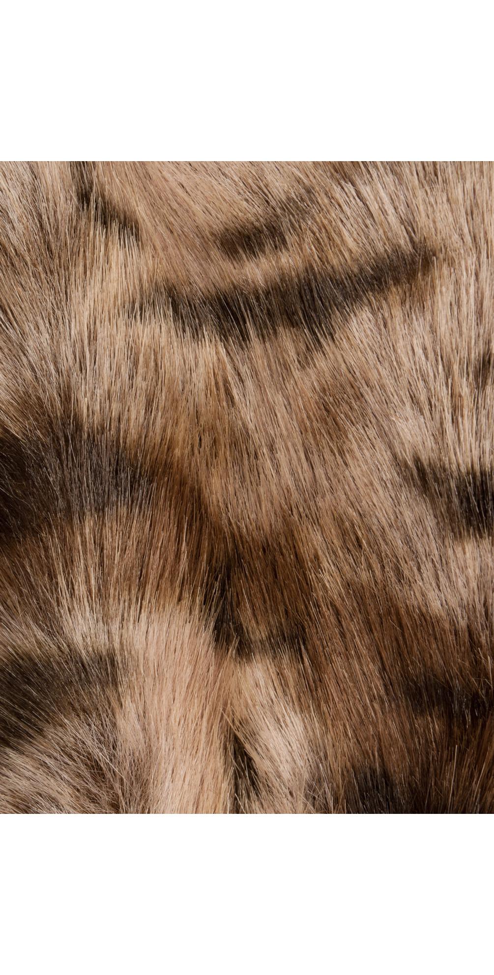 Monroe Faux Fur Cuff main image