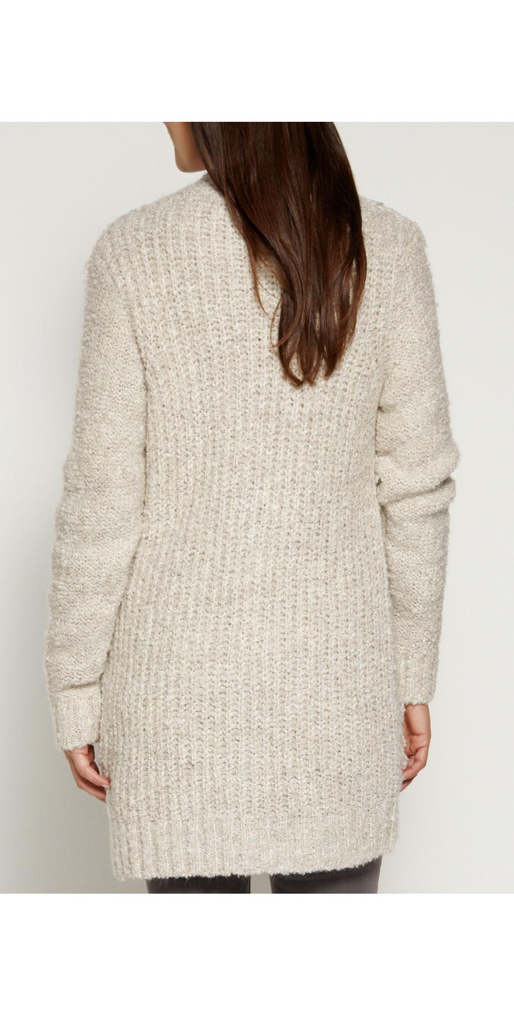 Wool Boucle Cardigan main image