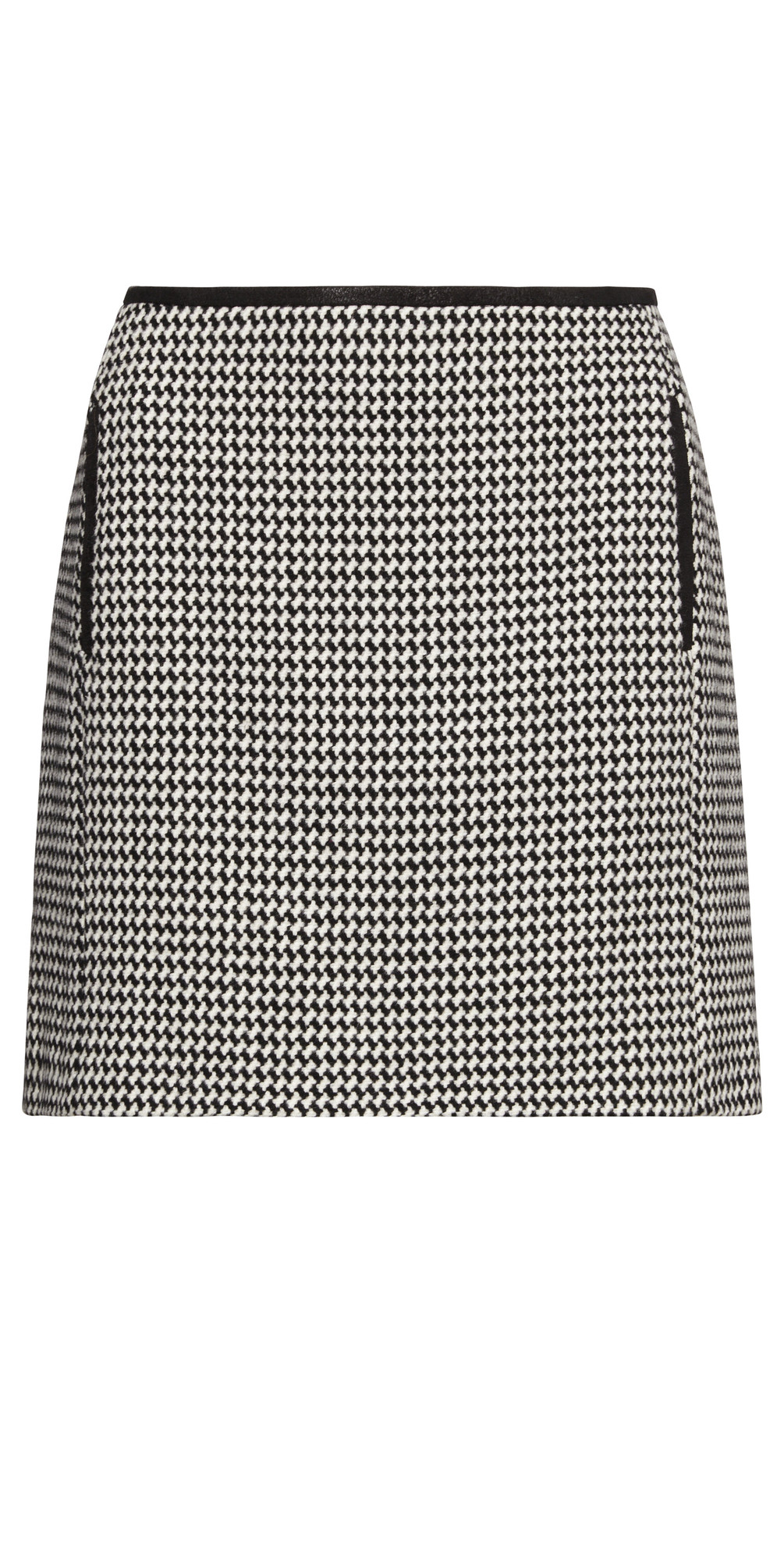 Wool Jacquard Skirt main image