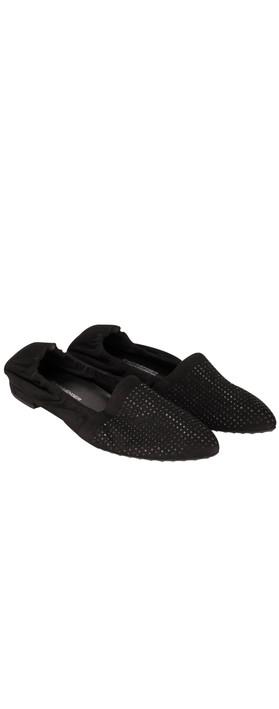 kennel und schmenger pia crystal shoe in schwarz. Black Bedroom Furniture Sets. Home Design Ideas
