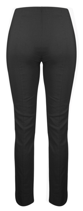 Robell Trousers Rose 78cm Bengalin Narrow Trouser Black