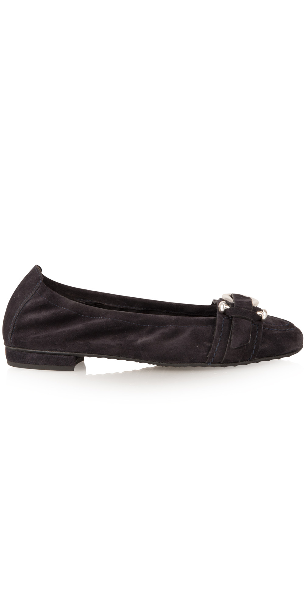kennel und schmenger malu suede buckle shoe in pacific. Black Bedroom Furniture Sets. Home Design Ideas