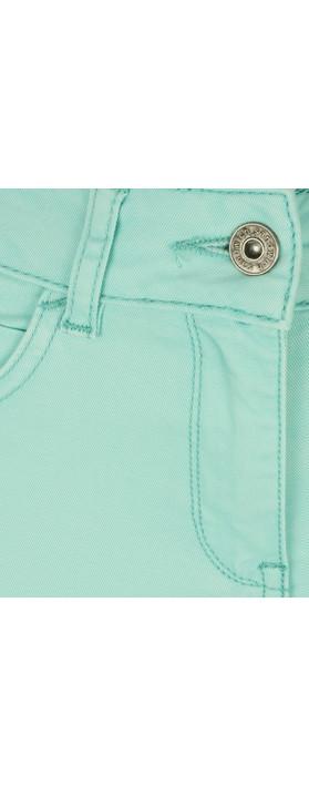 Sandwich Clothing Antic Dye Stretch Twill Short Angel Blue