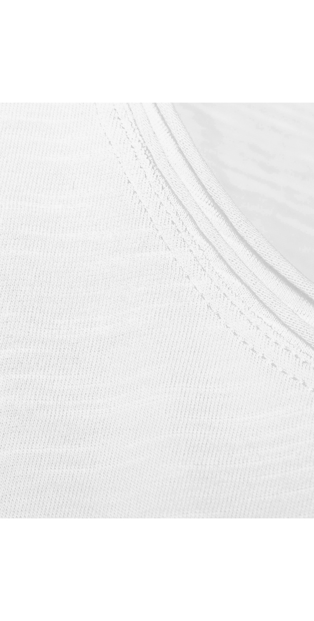 Cotton Slub Jersey Vest main image