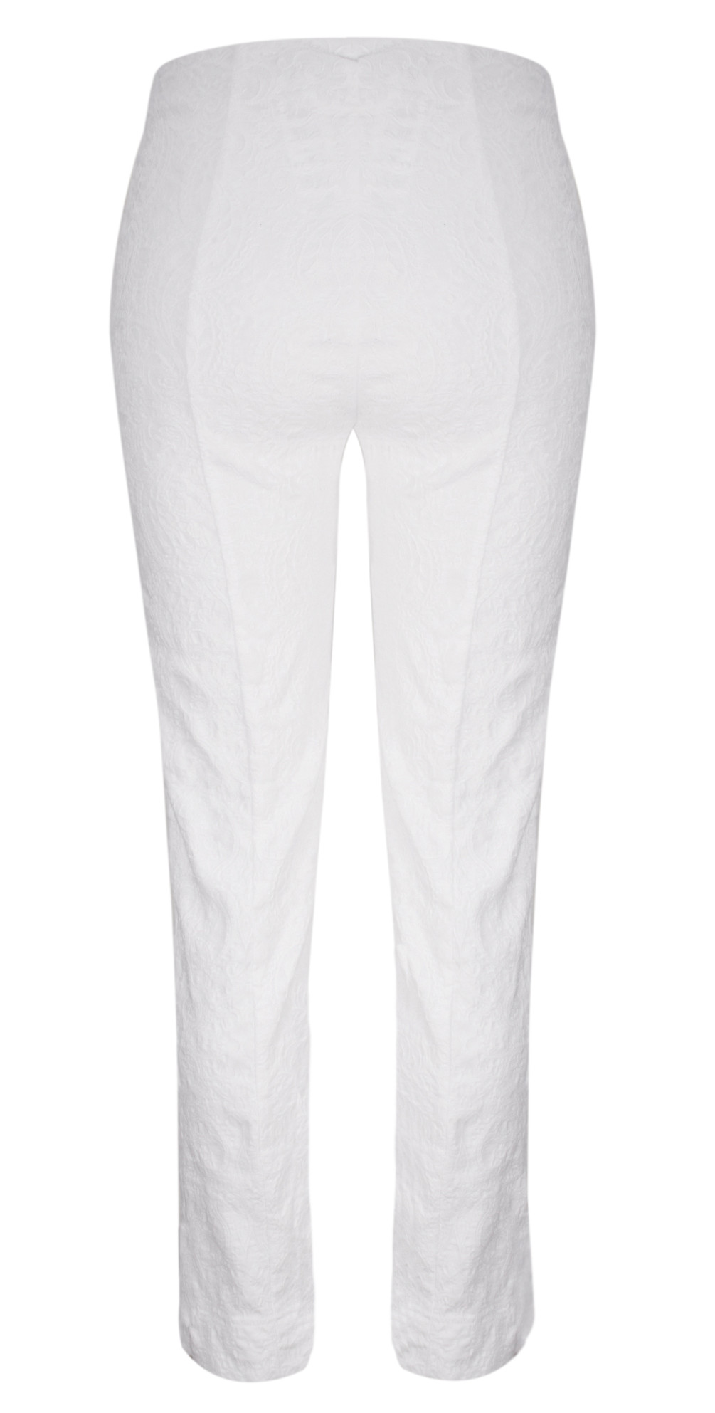 Marie Jacquard Stretch Trouser main image