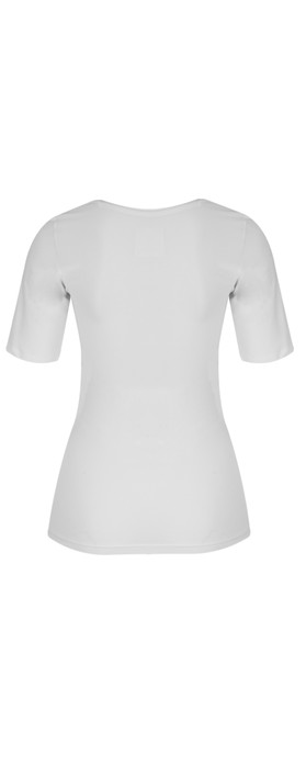 Sandwich Clothing Essential T-Shirt Pure White