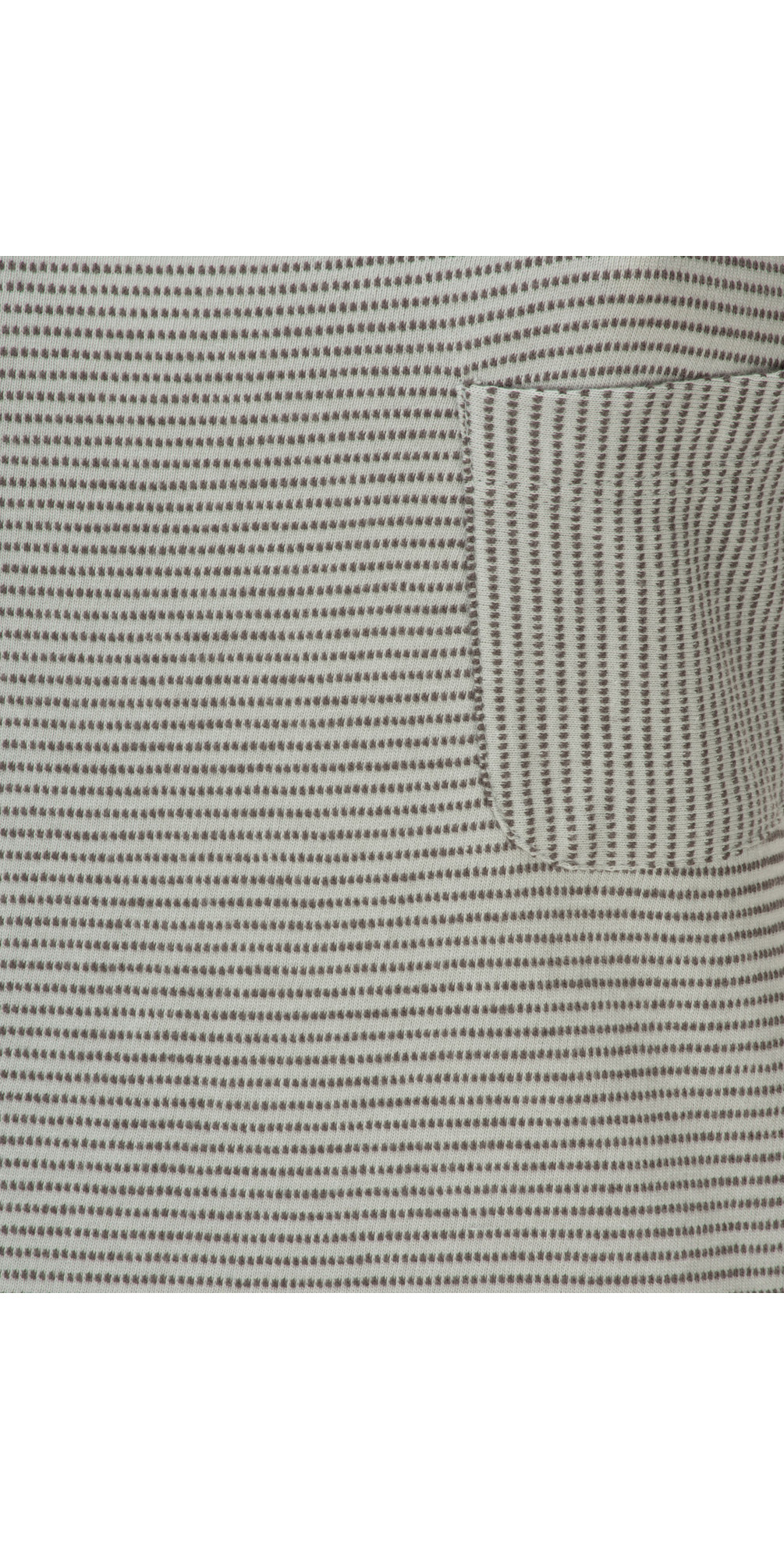 Structured Stripe Top main image