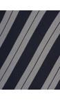 Sandwich Clothing Blue Nights Striped Viscose Jersey Top