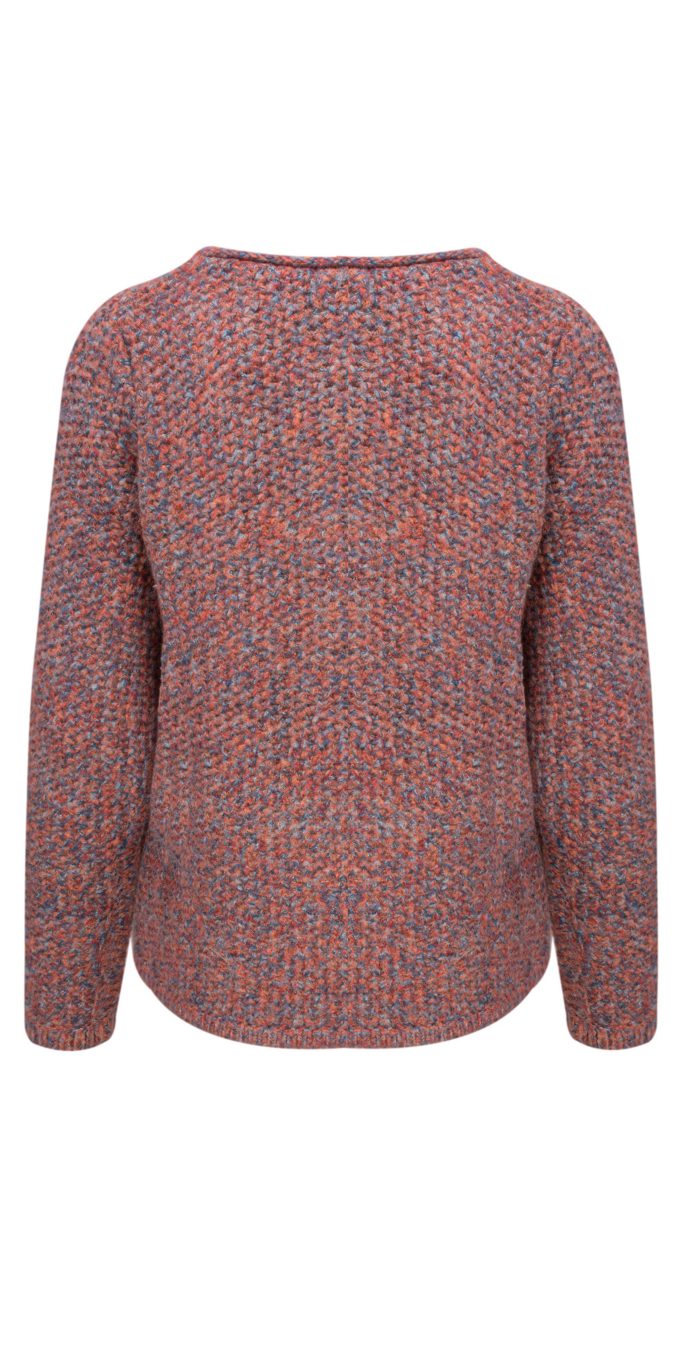 Soft Textured Knit Pullover main image