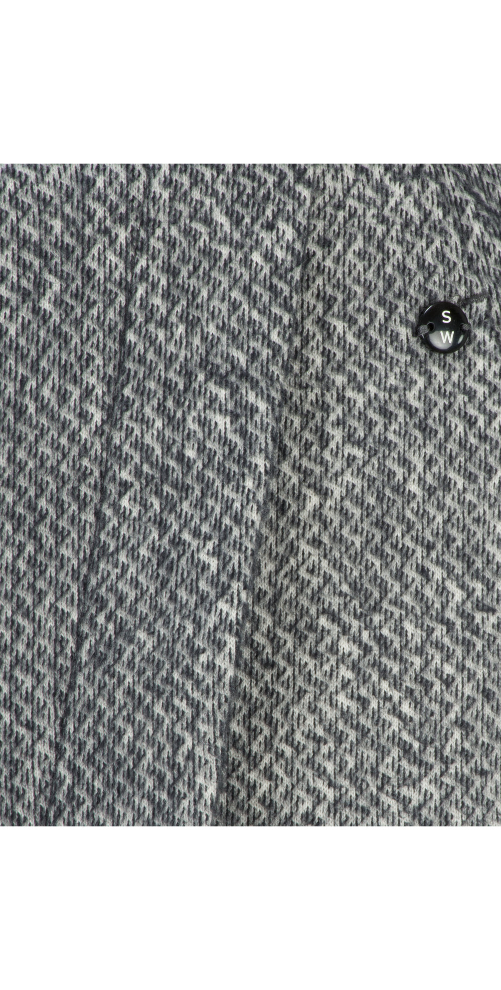 Jacquard Fleece Skirt main image