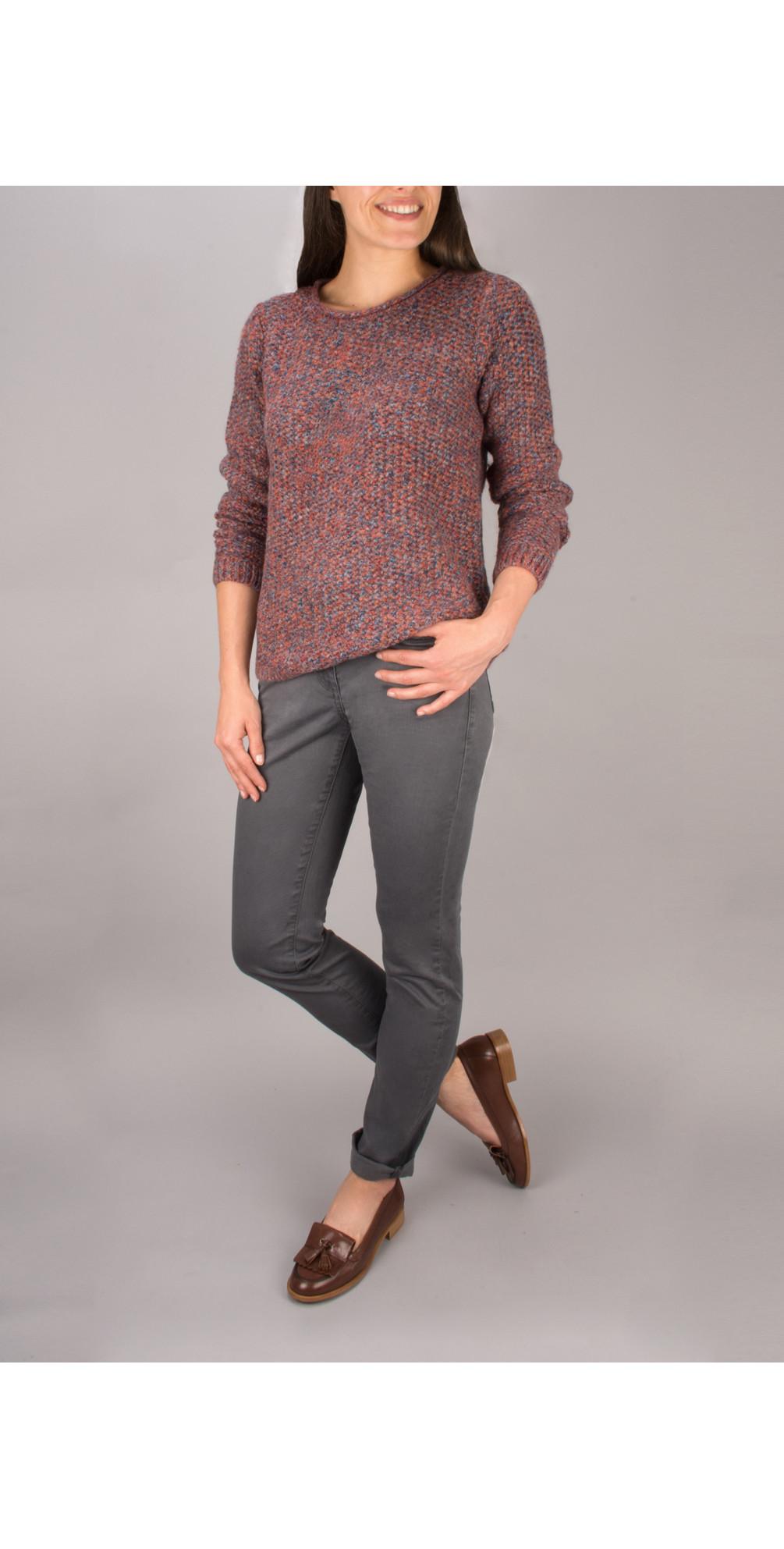 Heavy Antic Dye Trouser Jean main image