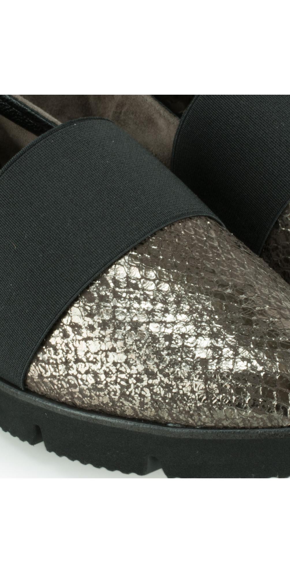 kennel und schmenger pia x goju shoe in moro smoke. Black Bedroom Furniture Sets. Home Design Ideas