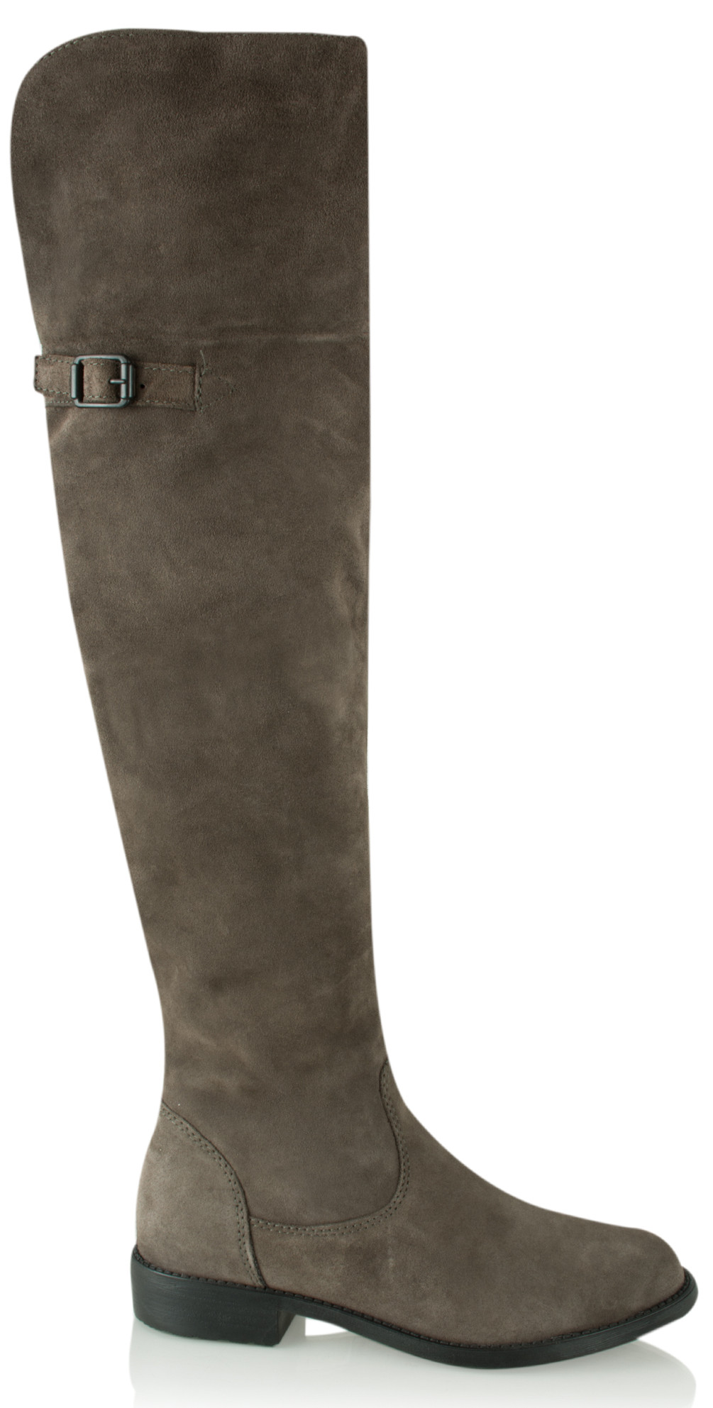 Over Knee Suede Boot main image
