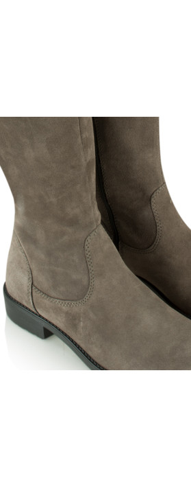 Tamaris  Over Knee Suede Boot Graphite