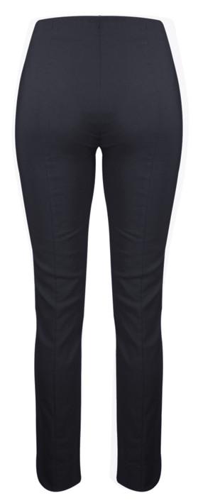 Robell Trousers Rose 78cm Bengalin Narrow Trouser Navy