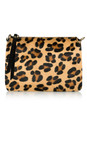 Pure White Leopard Palau Cross Body Bag