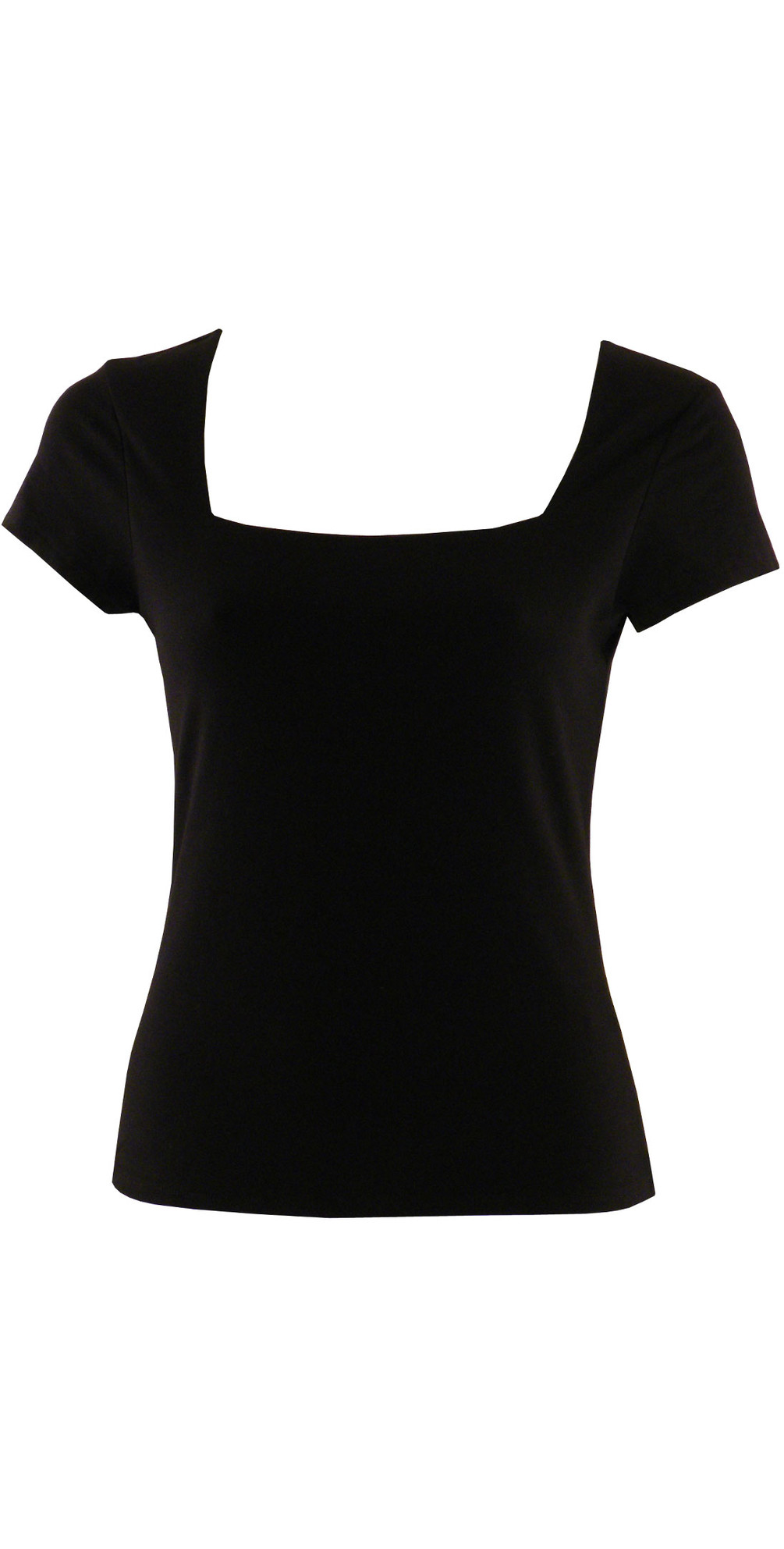 Square Neck T-Shirt main image