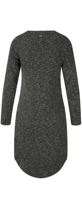 Sandwich Clothing Slub Terry Sweat Dress Washed Steel