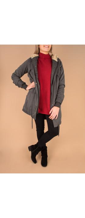 Robell Trousers Star Jean Black