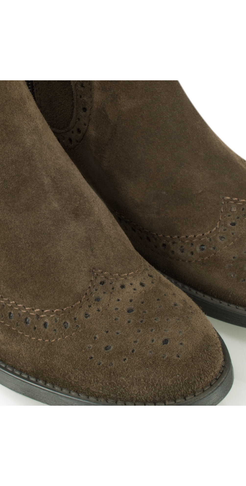 Brogue Chelsea Boot main image