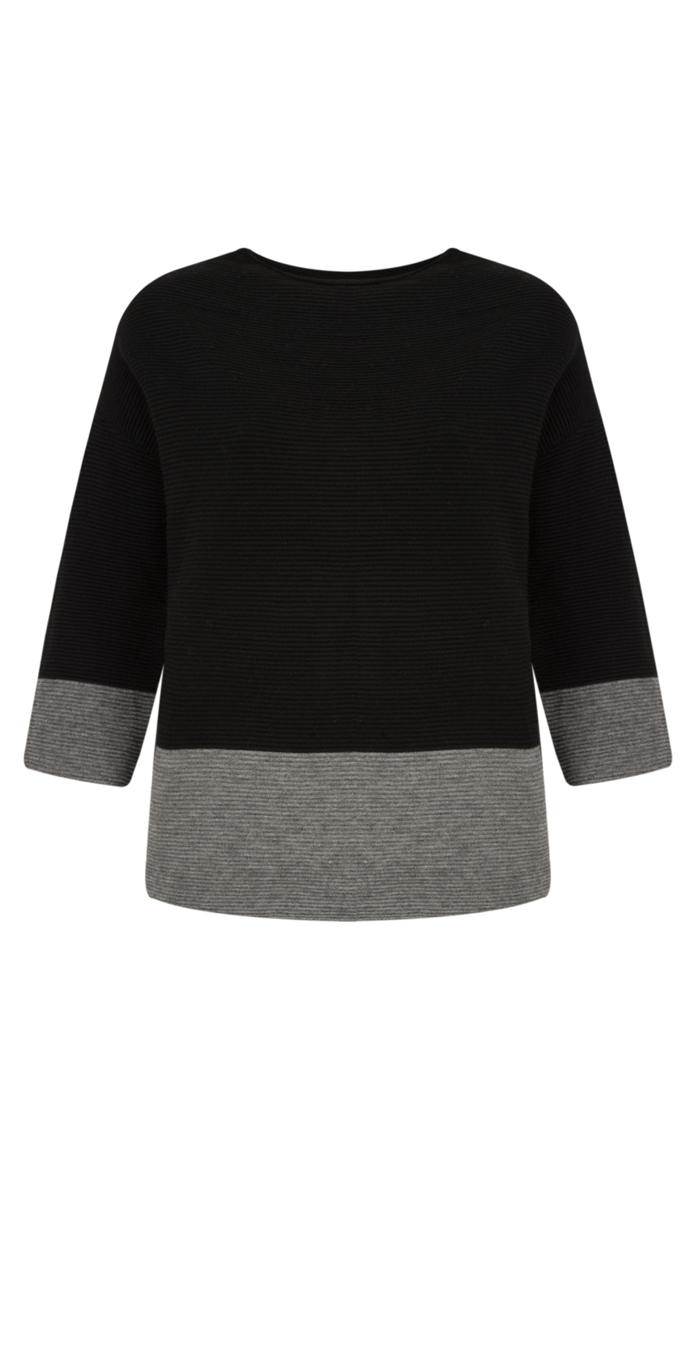 Jen Colour Block Jumper main image