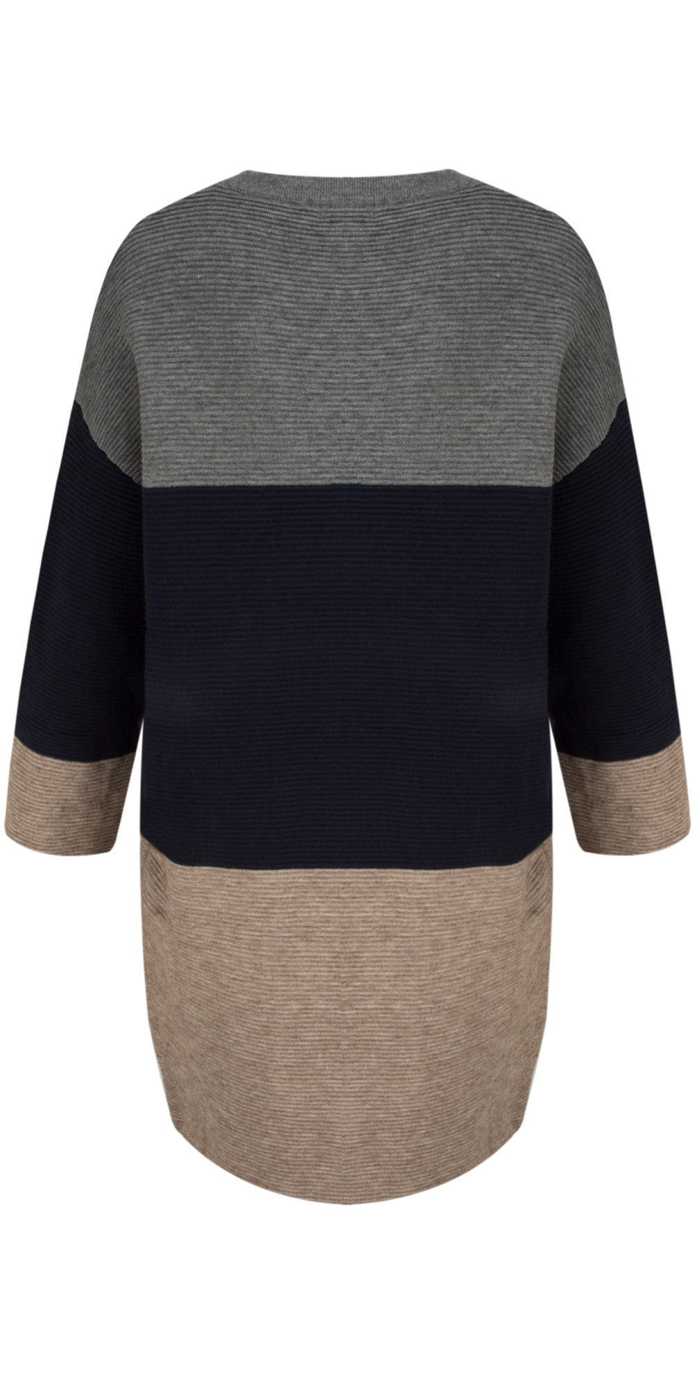 Dorte Colour Block Jumper Dress main image