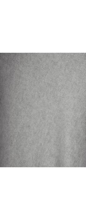 TOC  Piper PomPom Poncho Grey