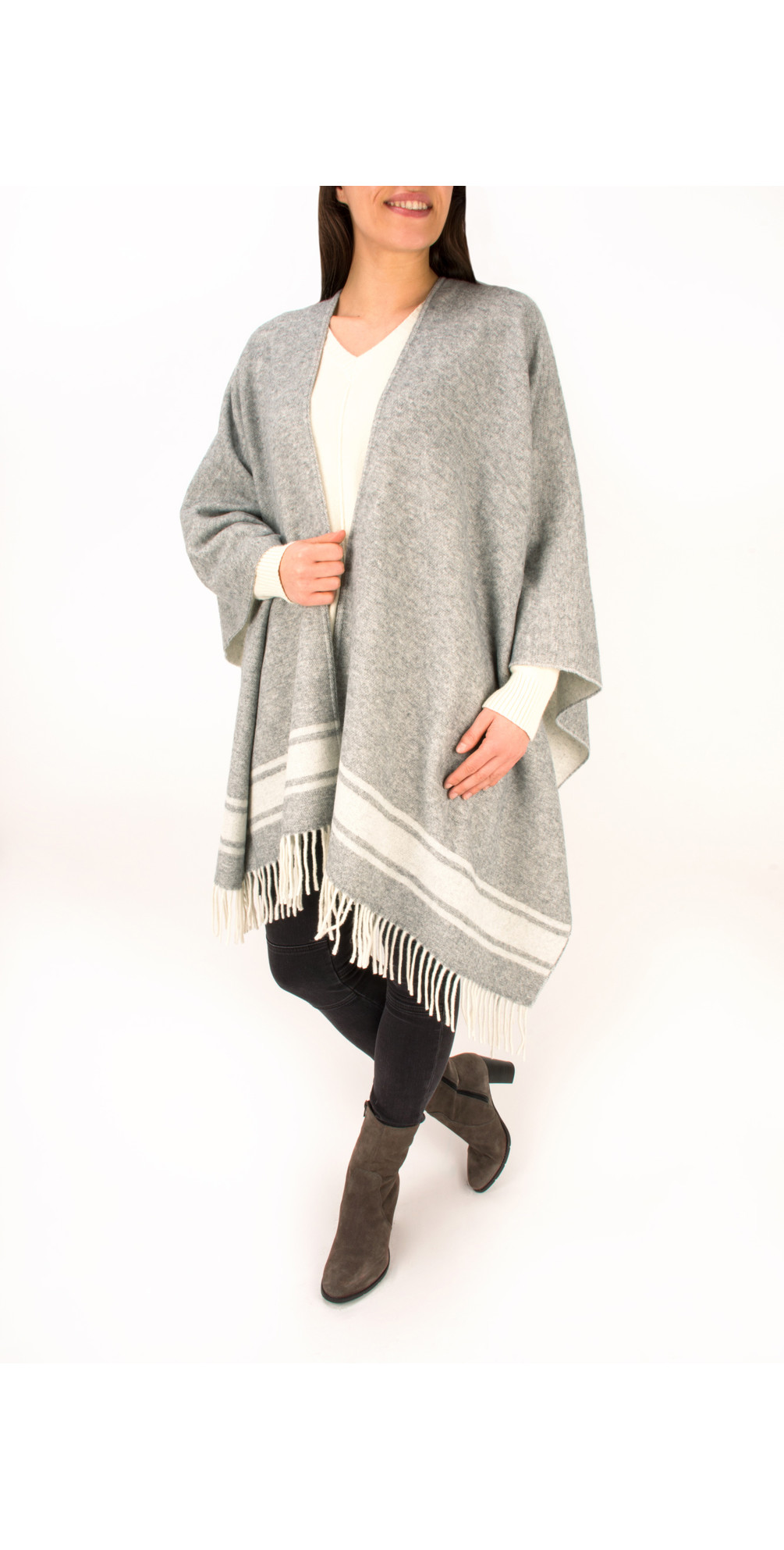 Luxe Day Super Soft Poncho main image