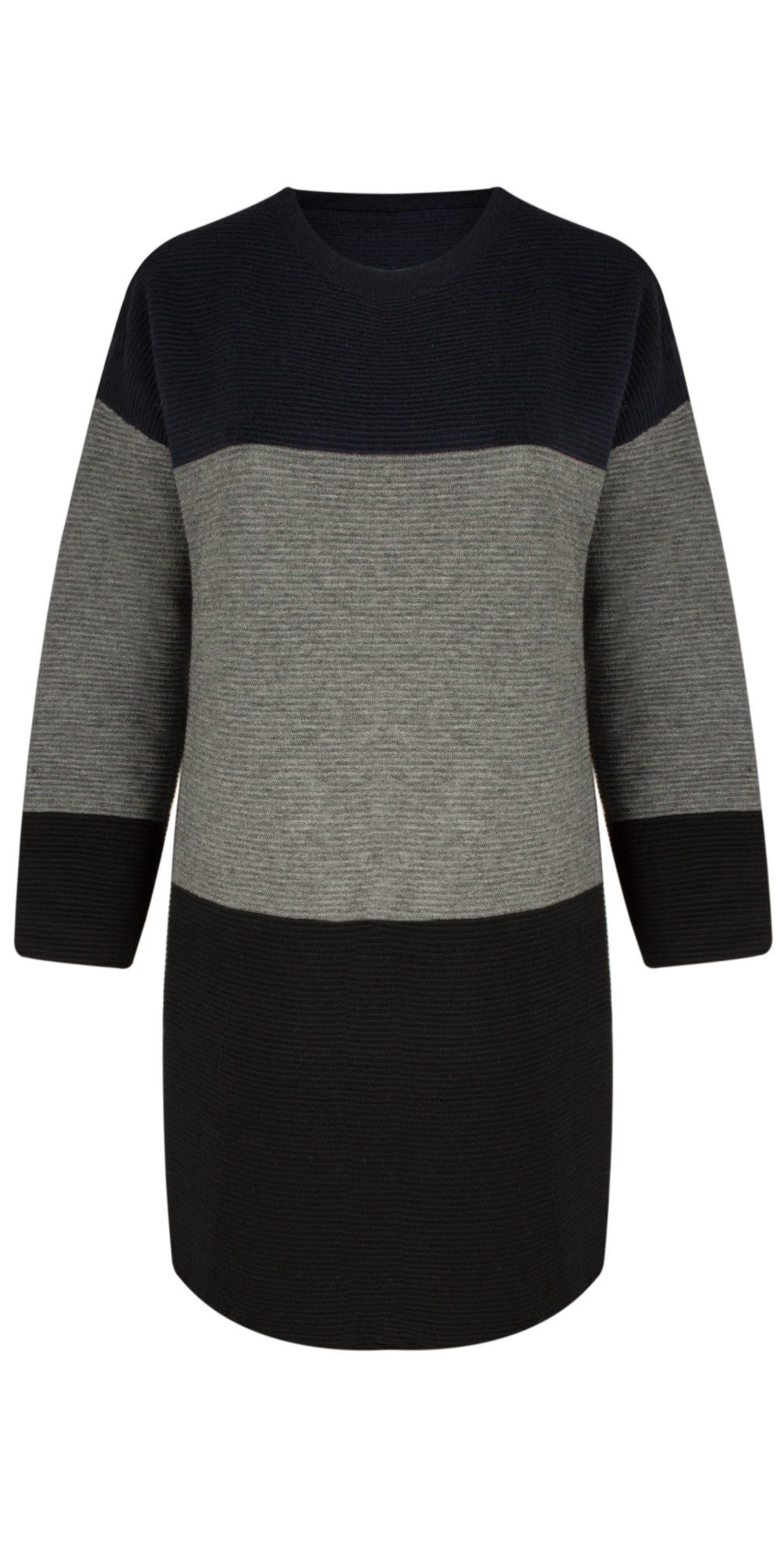 Dorte Colour Block Jumper Dress main image