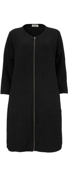 Masai Clothing Ildi A-Shaped Jacket  Black