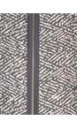 Sandwich Clothing Grey Magnet Jacquard Print Jacket