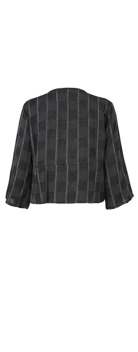 Masai Clothing Cropped Jan Jacket Black Org
