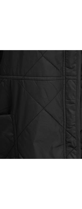 Masai Clothing Tammi Oversize Coat Black