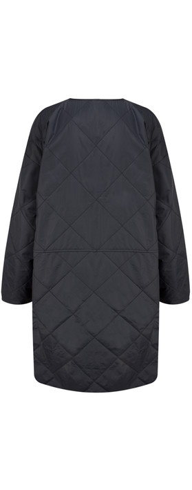 Masai Clothing Tammi Oversize Coat Navy