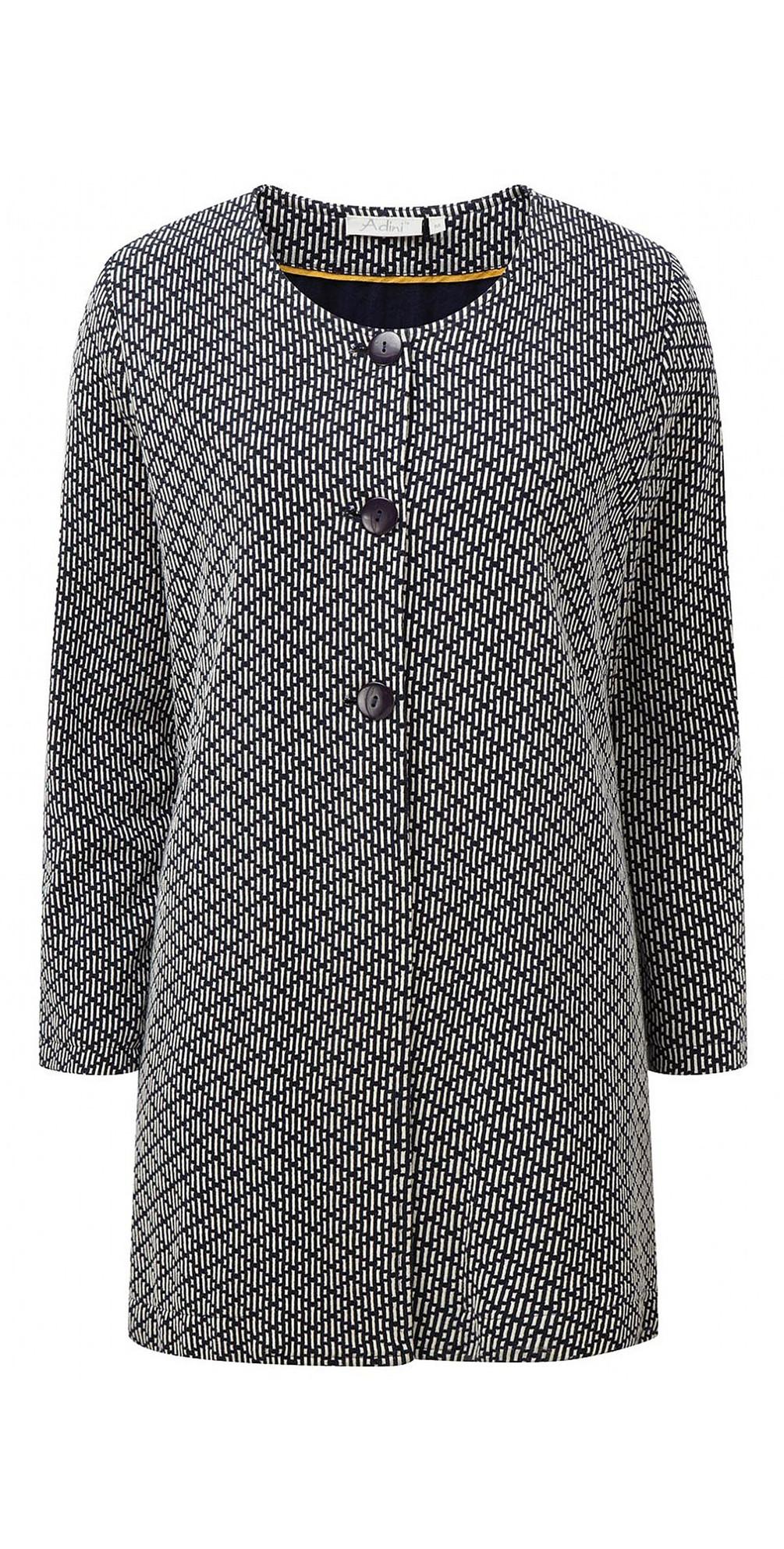 Brompton Weave Onslow Coat main image